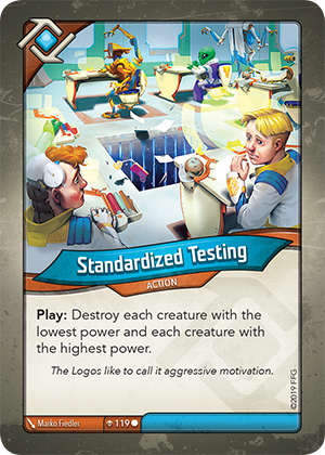 Card image for Standardized Testing