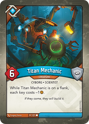 Card image for Titan Mechanic