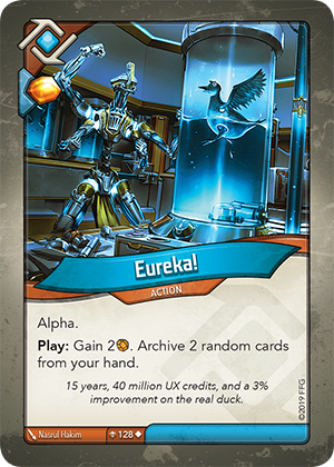 Card image for Eureka!