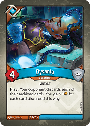 Card image for Dysania