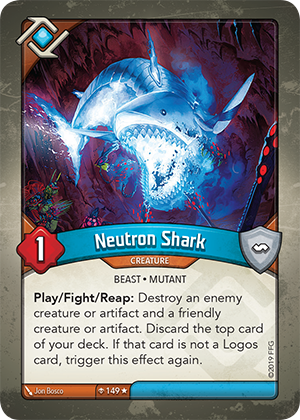 Card image for Neutron Shark
