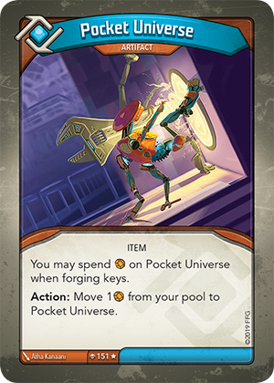 Card image for Pocket Universe