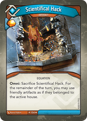 Card image for Scientifical Hack