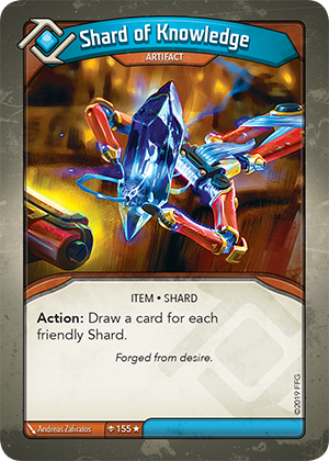 Card image for Shard of Knowledge