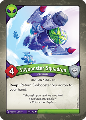 Card image for Skybooster Squadron