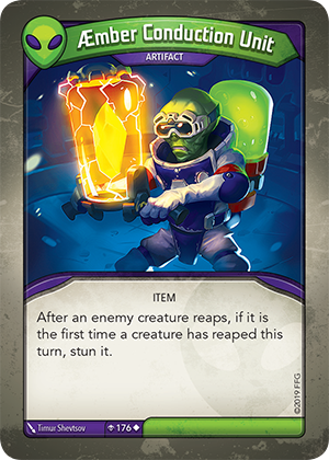 Card image for Æmber Conduction Unit