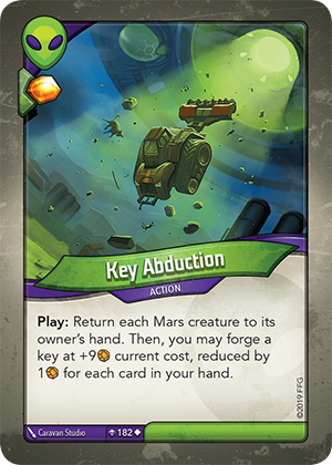 Card image for Key Abduction