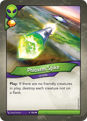Card image for Phloxem Spike