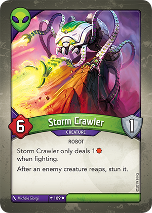 Card image for Storm Crawler
