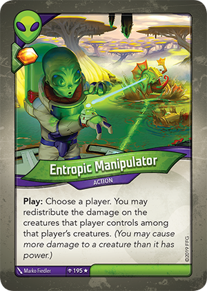 Card image for Entropic Manipulator