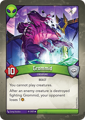 Card image for Grommid