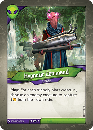 Card image for Hypnotic Command