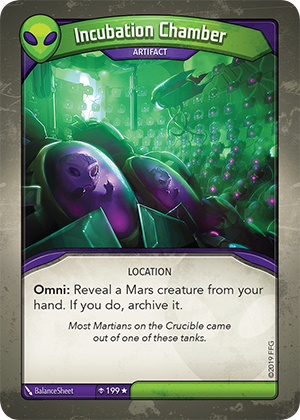 Card image for Incubation Chamber