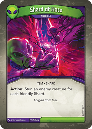 Card image for Shard of Hate