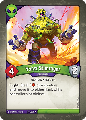 Card image for Yxlyx Stimrager