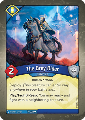 Card image for The Grey Rider
