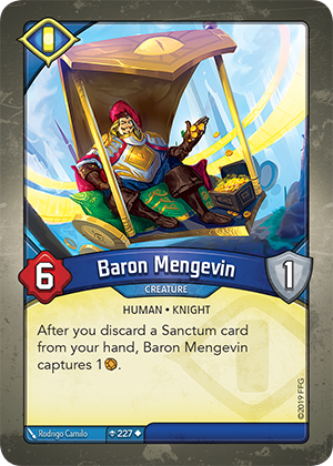 Card image for Baron Mengevin