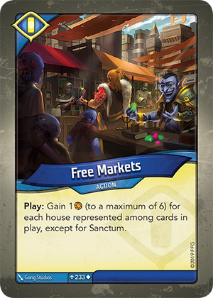 Card image for Free Markets
