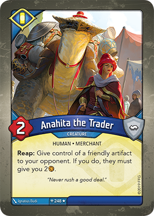 Card image for Anahita the Trader