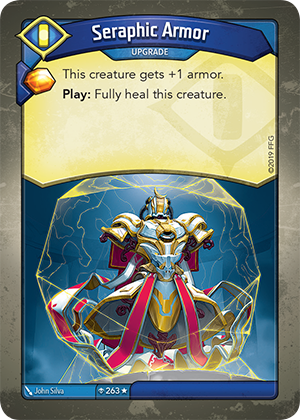 Card image for Seraphic Armor