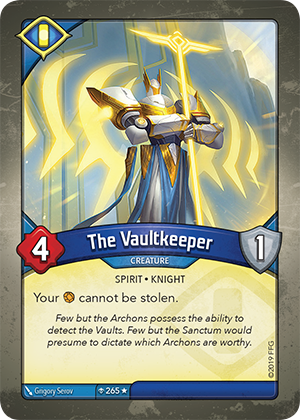 Card image for The Vaultkeeper