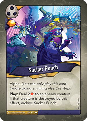 Card image for Sucker Punch