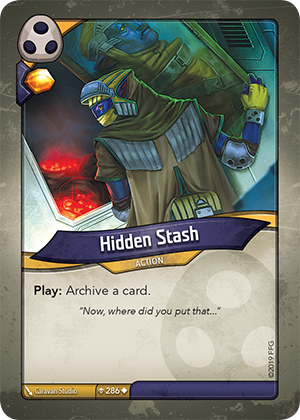 Card image for Hidden Stash