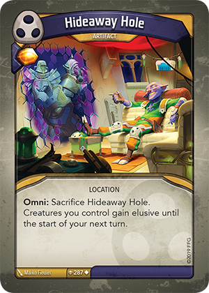 Card image for Hideaway Hole