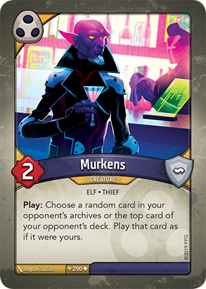 Card image for Murkens