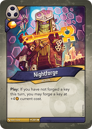 Card image for Nightforge