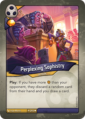 Card image for Perplexing Sophistry