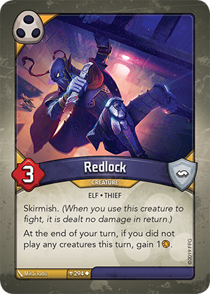 Card image for Redlock