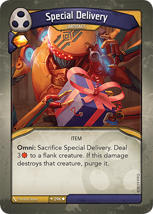 Card image for Special Delivery