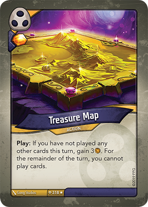 Card image for Treasure Map