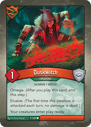Card image for Duskwitch