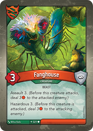 Card image for Fanghouse