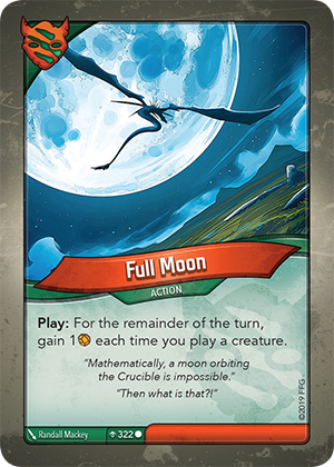 Card image for Full Moon