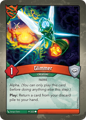 Card image for Glimmer
