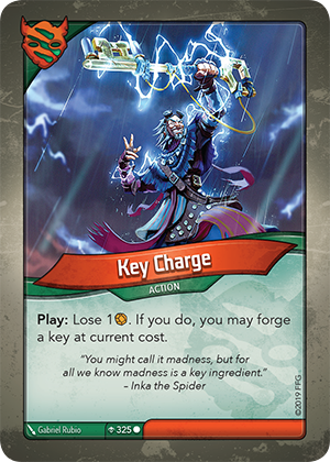 Card image for Key Charge