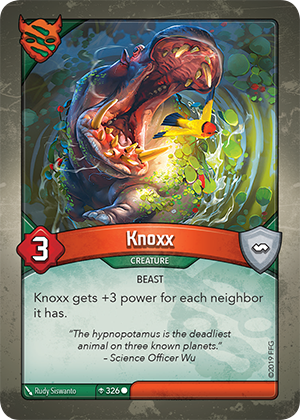 Card image for Knoxx