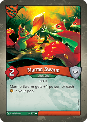 Card image for Marmo Swarm