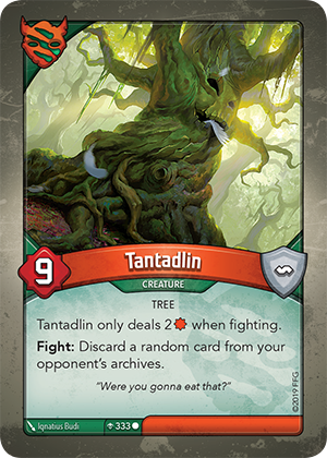 Card image for Tantadlin