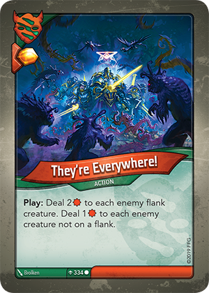 Card image for They're Everywhere!