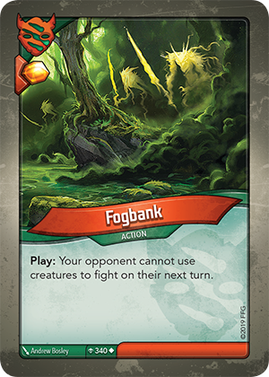 Card image for Fogbank