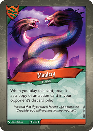 Card image for Mimicry