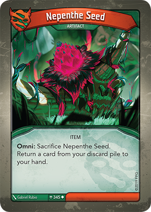 Card image for Nepenthe Seed