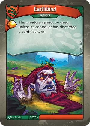 Card image for Earthbind