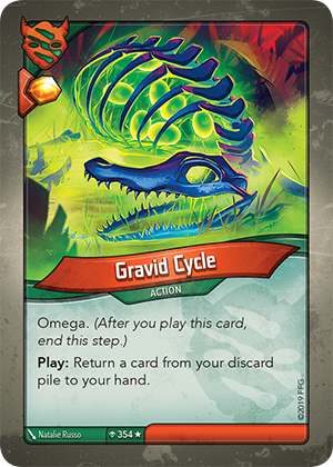 Card image for Gravid Cycle