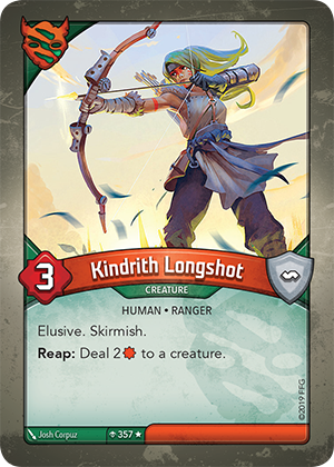 Card image for Kindrith Longshot