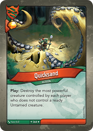 Card image for Quicksand